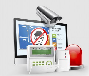 Electronic-Security-System