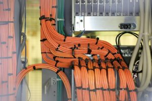 multimode fiber optic cables