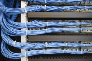fiber cable installation