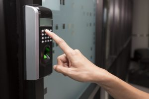 which industries benefit from access control systems